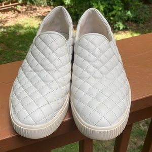 Sam Edelman quilted slip on sneakers